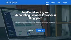 BookKeep.SG - Desktop