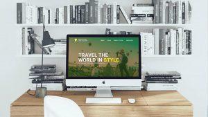Marvel Travel - Desktop