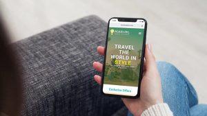 Marvel Travel - Mobile