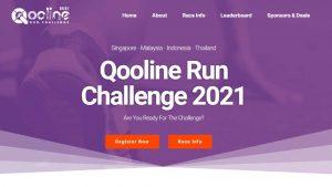 Qooline Run - Desktop