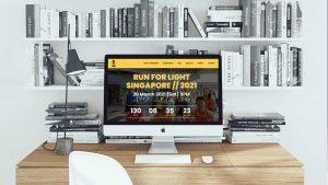 Run For Light - Desktop