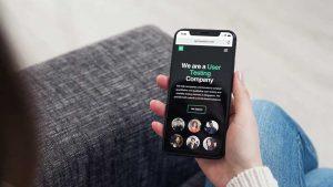 Usertesting.sg - Mobile